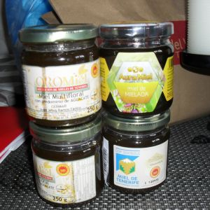 Local Tenirefe honey